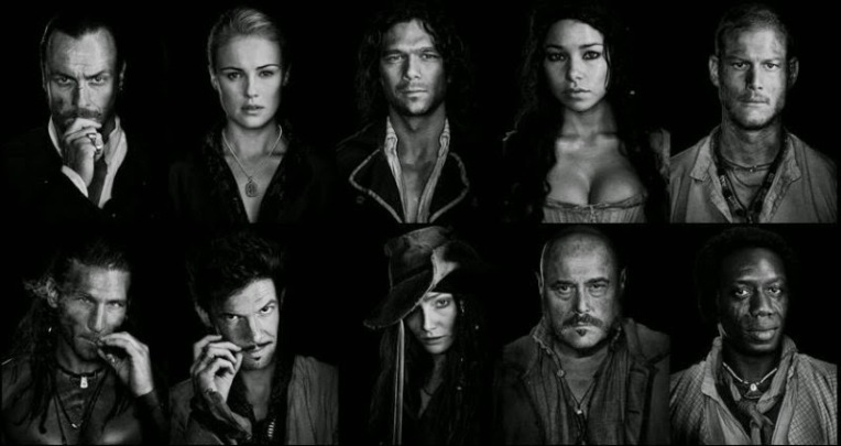 Blacksails cast